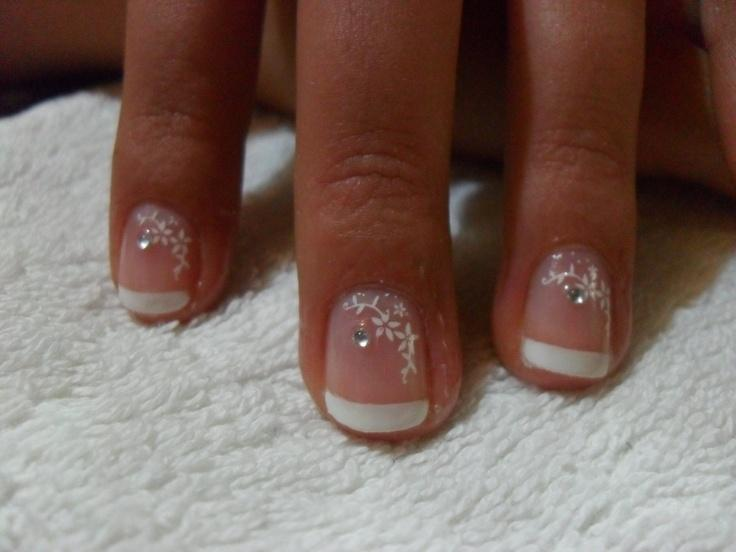 Wedding - Bridal Nail Designe
