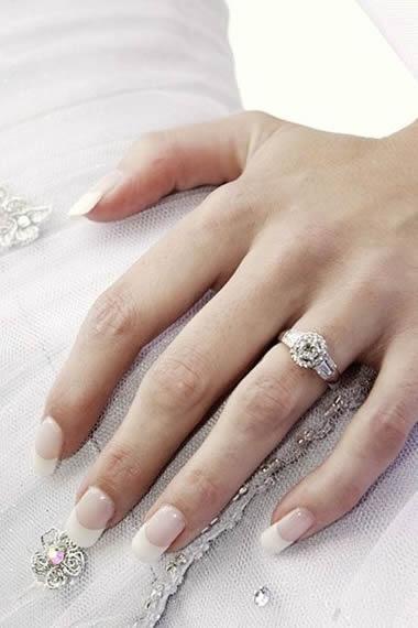 زفاف - مسمار الزفاف