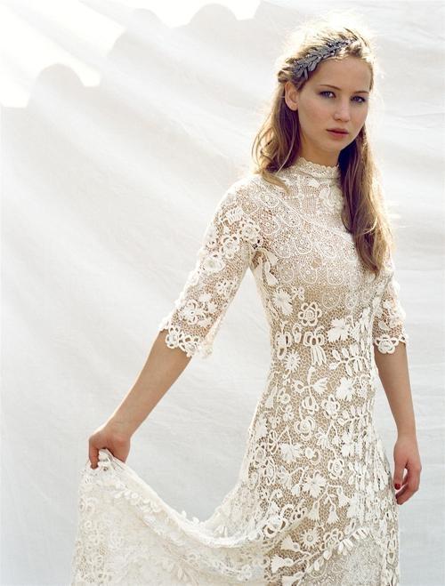 Mariage - Jennifer Lawrence