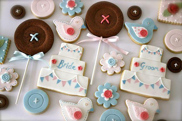 Mariage - Bakery: Cookies