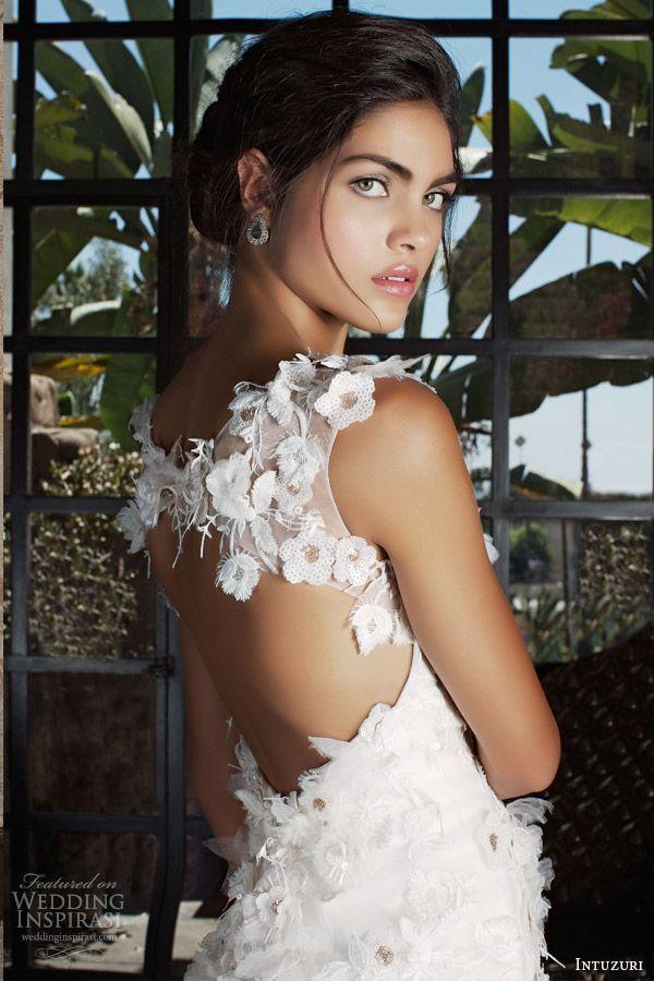 زفاف - Intuzuri 2014 Wedding Dresses — L'attrice Bridal Collection Feat. Mischa Barton