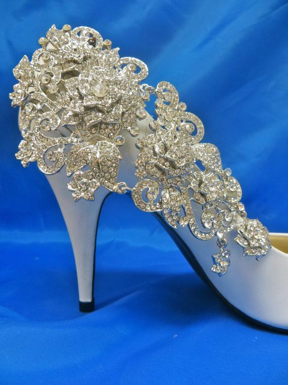 Shoe Clips   Wedding Shoes