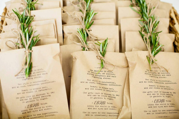 Custom Wedding Favor Bags Candy Buffets Shower Or Event Favors