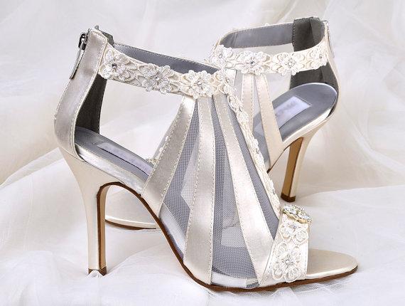 5c1326165579 Vintage Wedding - Women s Bridal Shoes