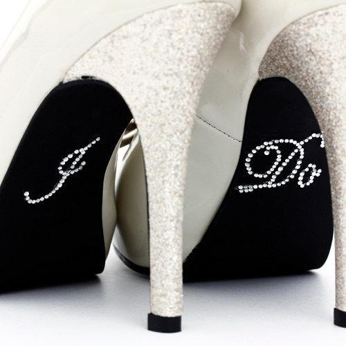 زفاف - I Do Wedding Shoe Sole Adhesive - New