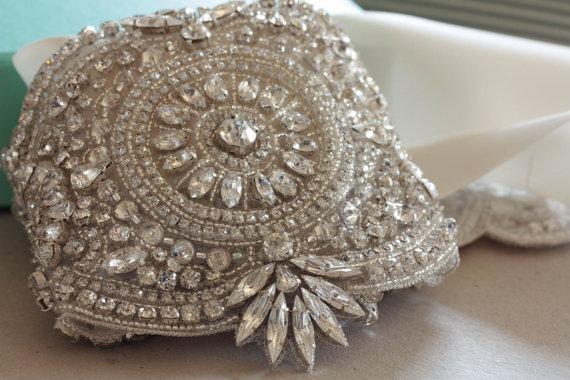Свадьба - lovely bridal sash