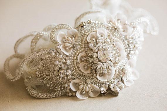Mariage - Bridal Garter Set