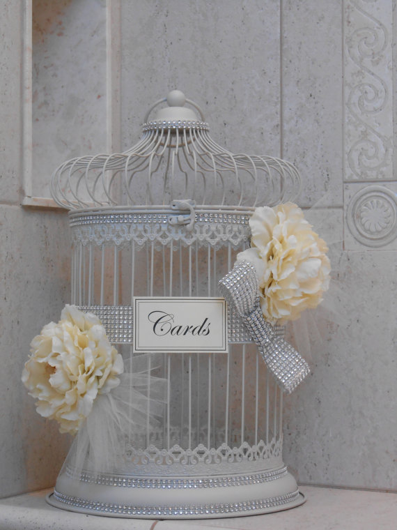 elegant birdcage wedding card holder sparkle birdcage cardholder round birdcage wedding card holder elegant wedding decorations new