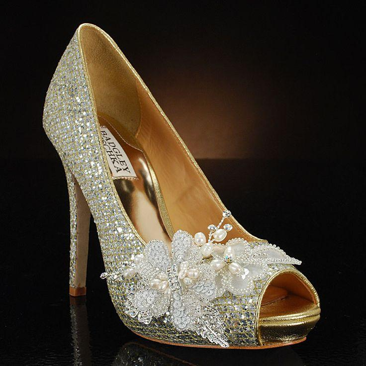 Свадьба - Badgley Mischka HighThere - My Glass Slipper
