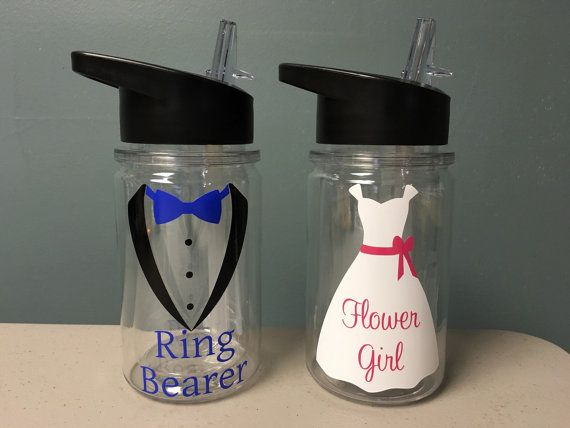Wedding Gift Ideas For Kids: Ring Bearer Gift- Flower Girl Gift