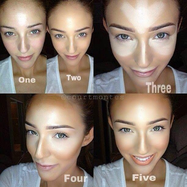Свадьба - Gorgeous Contouring Make-up