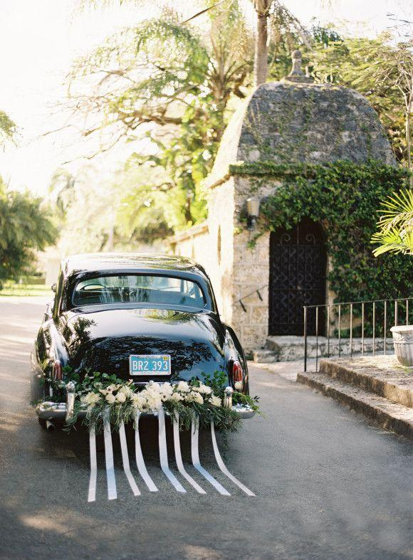 Wedding - Wedding Car Decoration