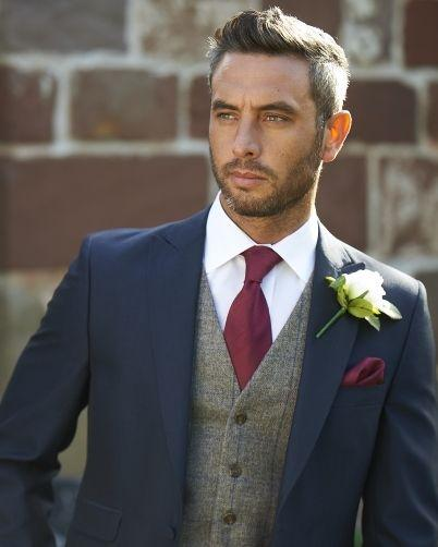 Hochzeit - Uppington - Lounge Suits - Wedding Suits