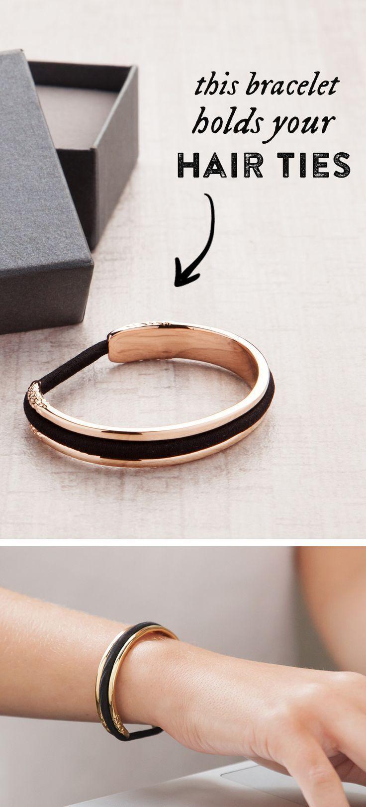 Mariage - Hair Tie Bracelet By BitterSweet