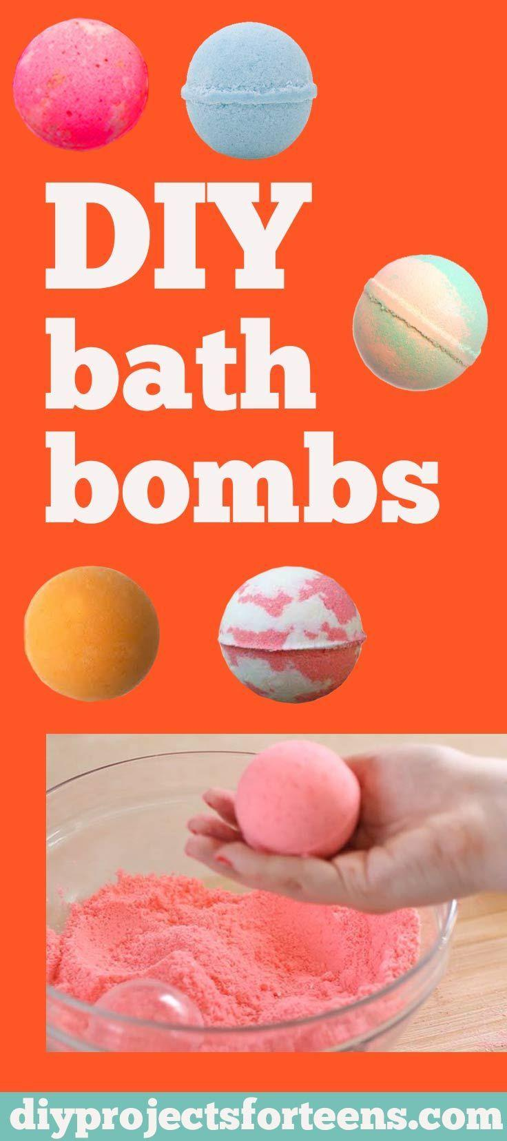 Mariage - How To Make DIY Lush Bath Bombs