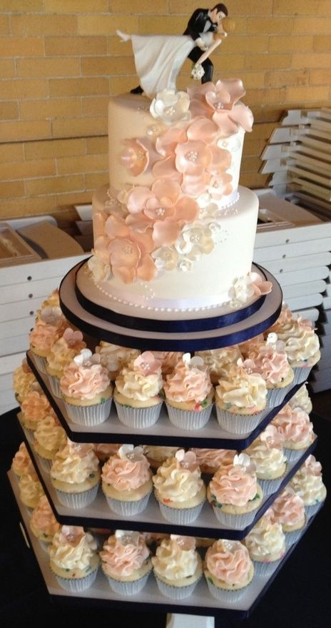 Five Fabulous Wedding Cake Creations