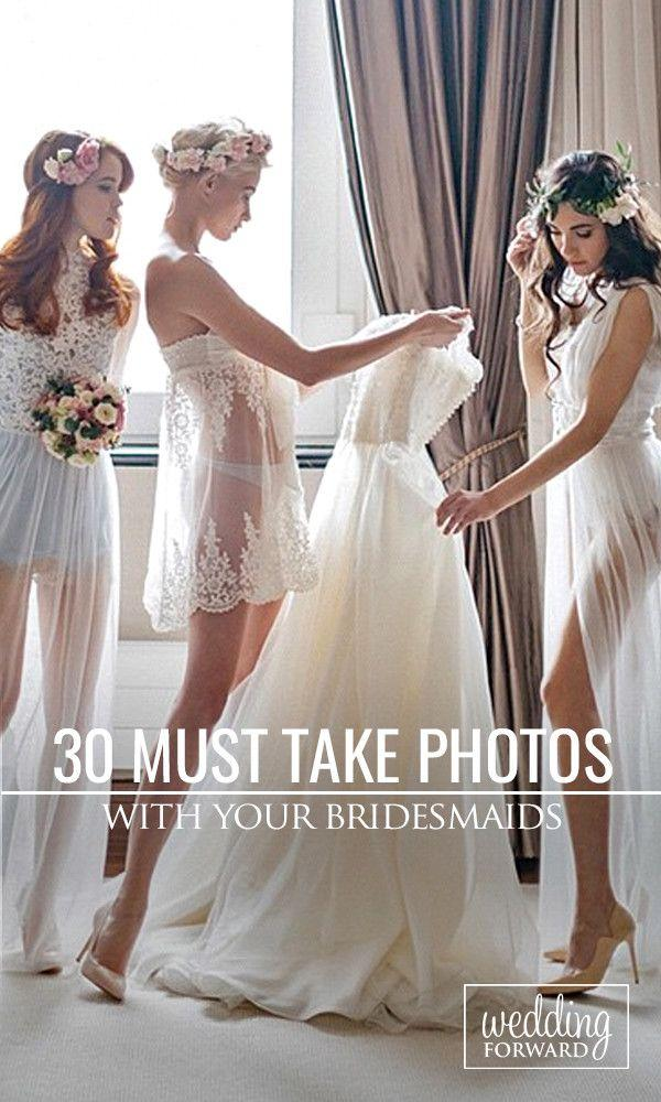 36 Must Take Wedding Photos With Your Bridesmaids 2536360