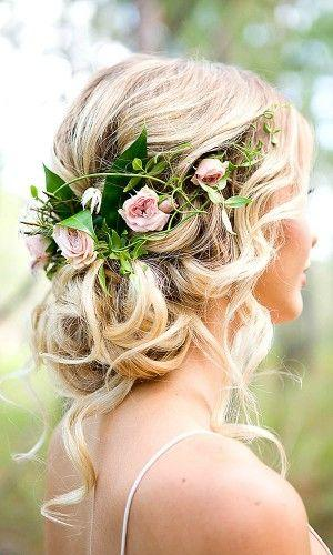 Hochzeit - 33 Favourite Wedding Hairstyles For Long Hair