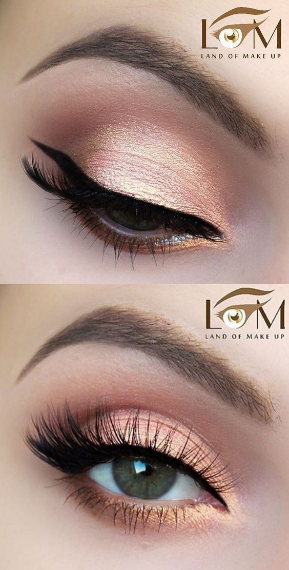 Свадьба - 9 Makeup Tips And Tricks To Make Your Eyes Look Brighter