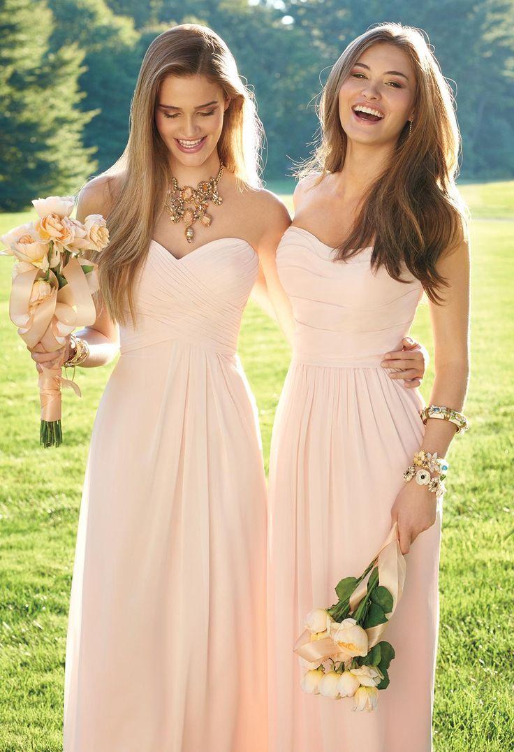 045fa5ad0dd Bridesmaid - Strapless Crisscross Bodice Dress  2544899 - Weddbook