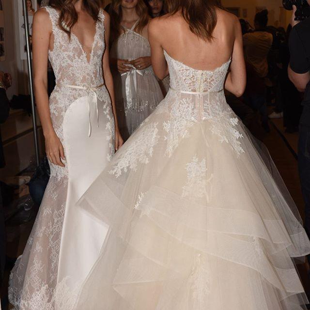 Hochzeit - White Bridal Gown