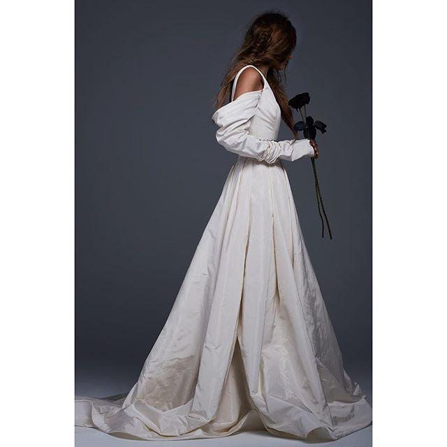 Hochzeit - Silk Gown