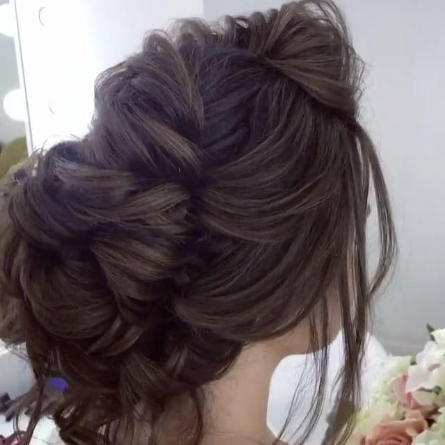 Wedding - Gorgeous Hairstyle