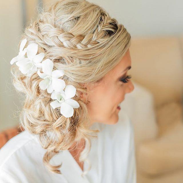Свадьба - Gorgeous Hairstyle
