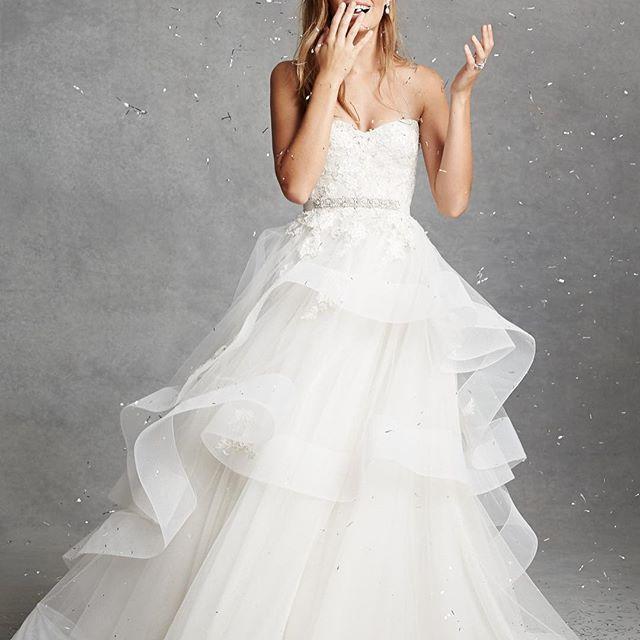 Wedding - Pretty White Dress