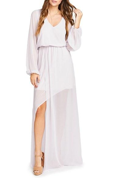 Wedding - Show Me Your Mumu Jocelyn Blouson Gown