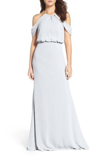 2b3da161188 Bridesmaid - Watters Deni A-Line Chiffon Gown  2657191 - Weddbook