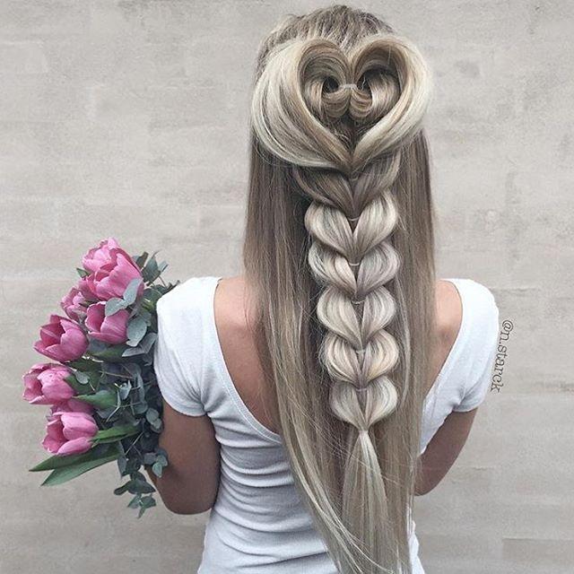 Hochzeit - Christina - Hair Romance