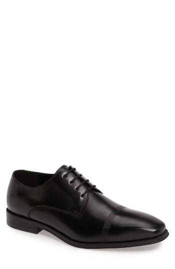 Düğün - Reaction Kenneth Cole Pure Hearted Cap Toe Derby (Men)