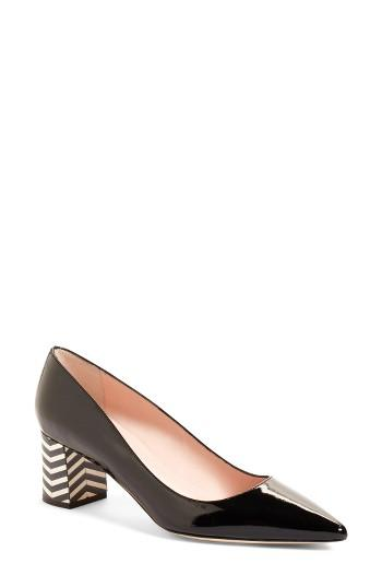 زفاف - kate spade new york 'milan too' pointy toe pump