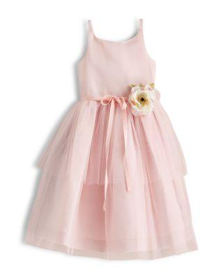 Wedding - US Angels Girls' Ballerina Dress - Sizes 7-14