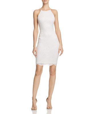 Свадьба - AQUA Lace Body-Con Dress - 100% Exclusive