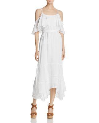 Mariage - Beltaine Hankie Maxi Dress