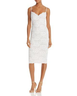 Mariage - Nookie Paris Lace Midi Dress