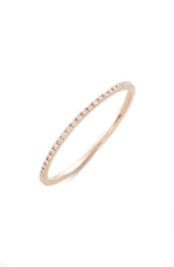 Mariage - EF COLLECTION Two-Tone Diamond Stack Ring