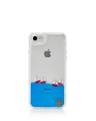 Mariage - Tory Burch Sailboat Hardshell iPhone 7 Case