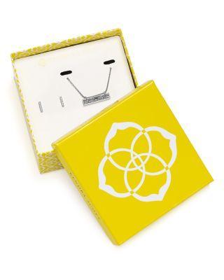 زفاف - Kendra Scott Eleanor Necklace & Jon Earrings Gift Set