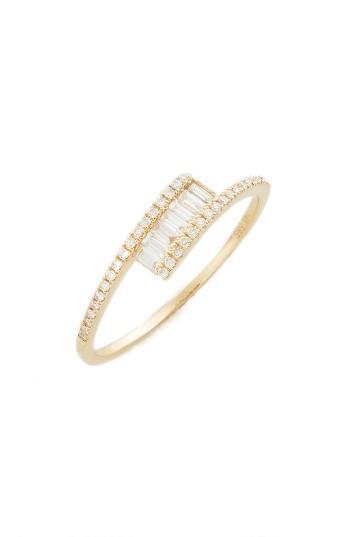 Hochzeit - EF COLLECTION Diamond & Topaz Ring