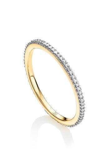 زفاف - Monica Vinader Diamond Eternity Ring