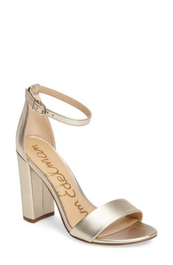 Wedding - Sam Edelman Yaro Ankle Strap Sandal (Women)