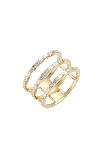 Boda - EF COLLECTION Diamond Stack Ring
