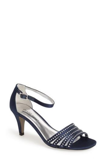 Свадьба - David Tate 'Terra' Ankle Strap Sandal (Women)