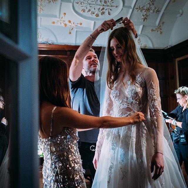 زفاف - Monique Lhuillier