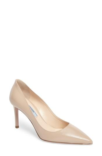 Boda - Prada Pointy Toe Pump (Women)