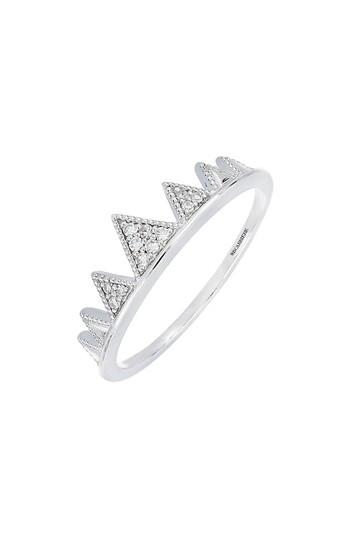 Wedding - Carrière Diamond Crown Ring (Nordstrom Exclusive)