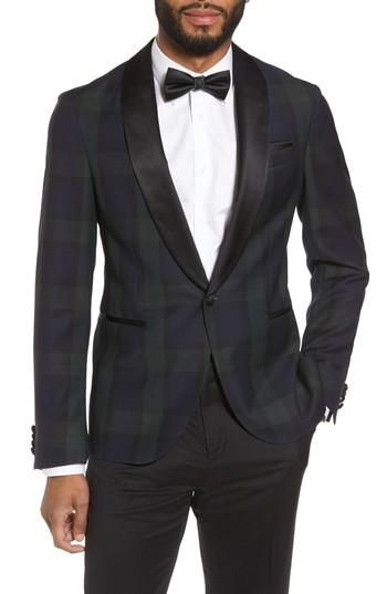 Mariage - BOSS Nemir Classic Fit Wool Dinner Jacket